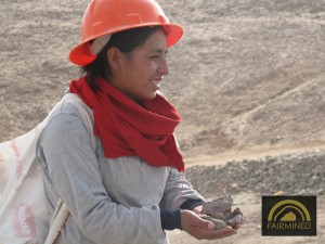 Fairmined protects miners´safety and health