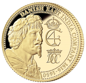 St.Helena_One_Pound_18mm_2016_ChristianIV_obv