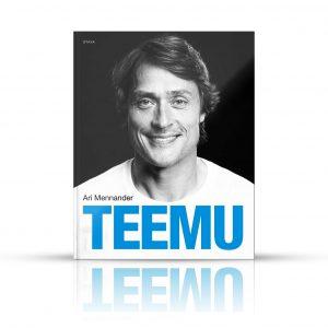 Ice Hockey legend Teemu Selänne is also a partner