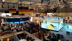 Samlerhuset is the majority owner of the World Money Fair in Berlin