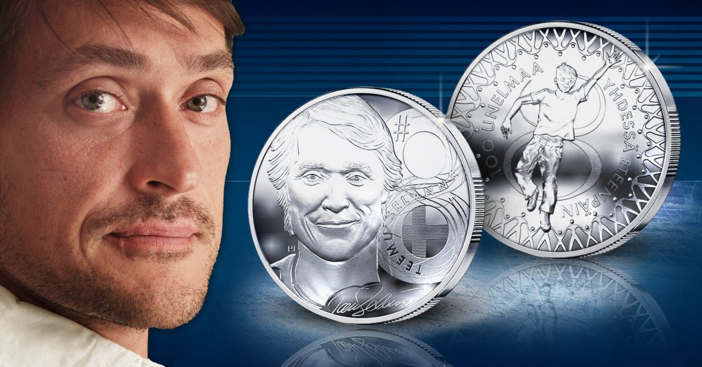 Samlerhuset and Ice Hockey legend Teemu Selänne raise over 40 000 euro for charity