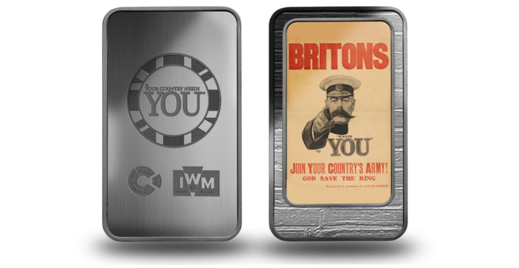The London Mint Office partners with the Imperial War Museums