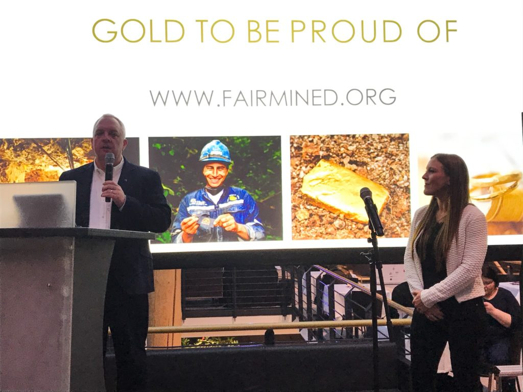 Fairmined Gold and the Numismatic Congress at the Berlin Trade Fair